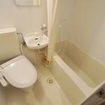 Bath room of Room101